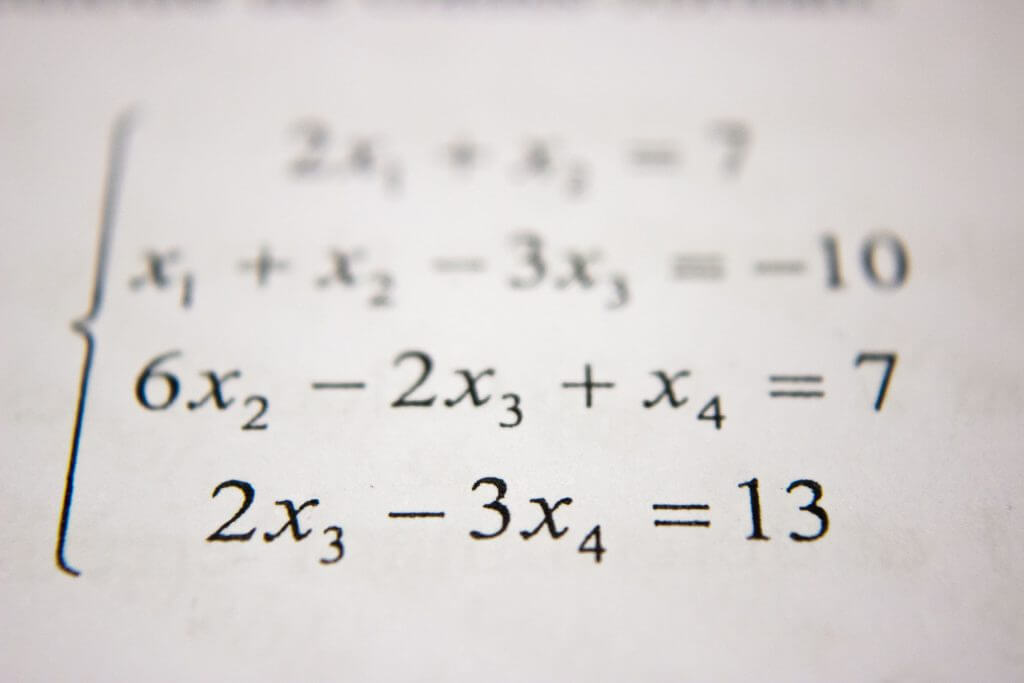 betere cijfers halen voor wiskunde berekening