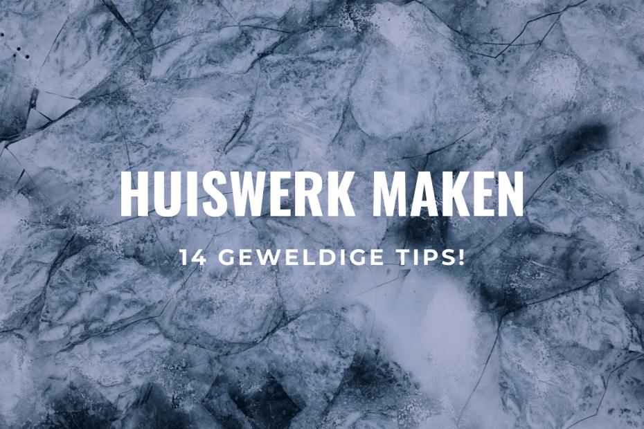 huiswerk maken tips featured image title