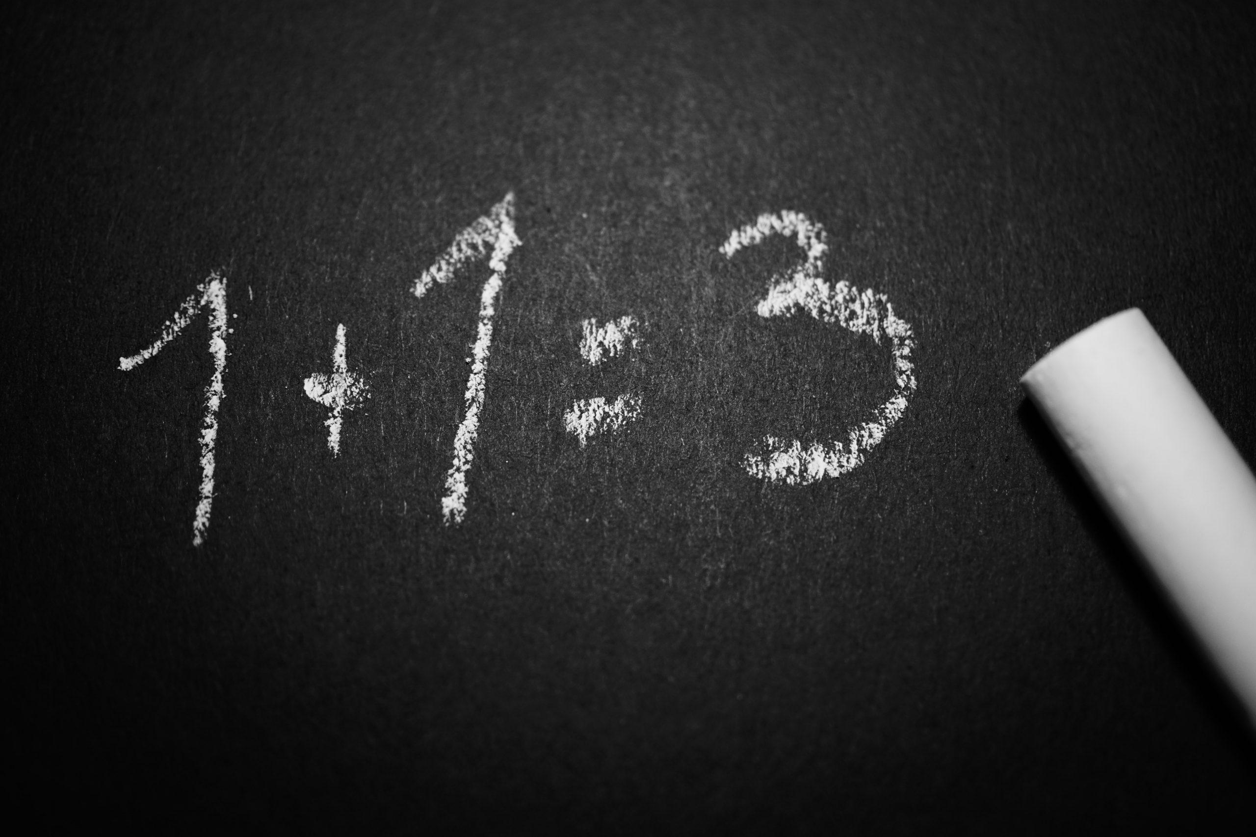 Betere cijfers halen voor wiskunde som