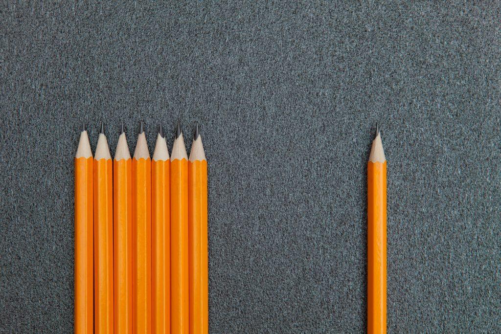 schoolspullen lijst middelbare school brugklas potloden