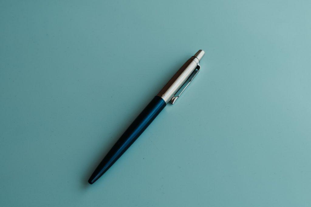 Woordjes leren middelbare school tips frans duits pen schrijven
