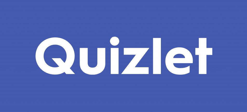 Woordjes-leren-middelbare-school-tips-quizlet-logo