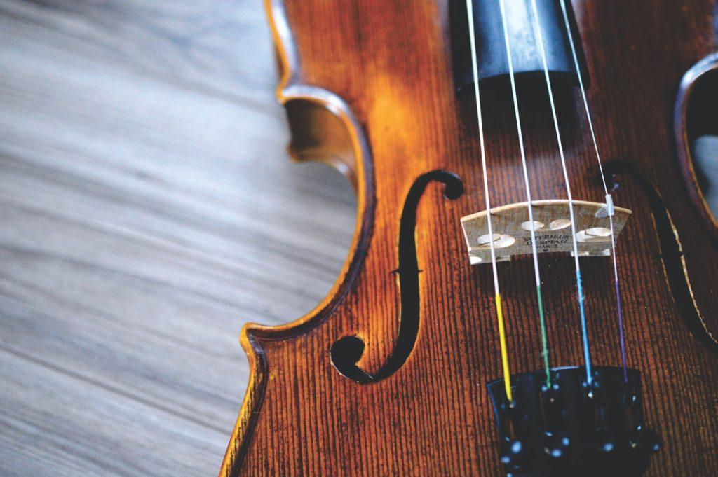 tips tegen verveling corona een hobby vinden viool