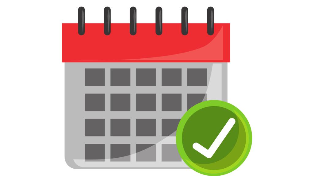 Middelbare school brugklas tips plannen kalender