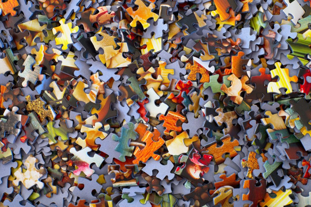 Leestoets tips puzzel